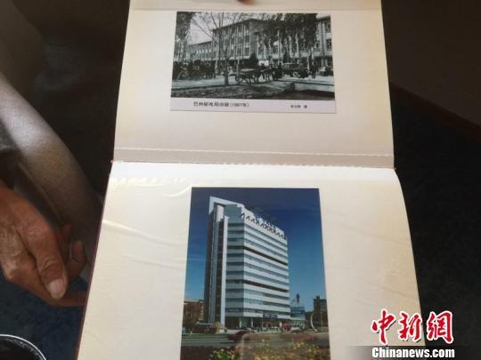 李汉朝在拍摄新照片时特意选择了与老照片相同的角度,两相对比,城市的发展一目了然。 李昂 摄