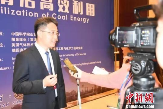 以山西为起点,新疆为关键支点,山西联手新疆加强能源合作,合力推进全球能源高质量发展。供图