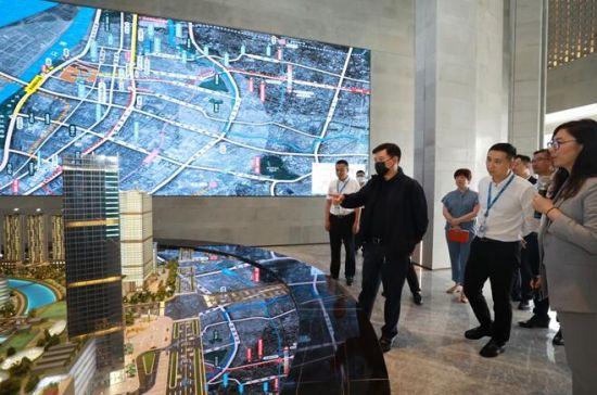 苏宁助力打造高质量科创产业园张近东深入一线抓项目建设