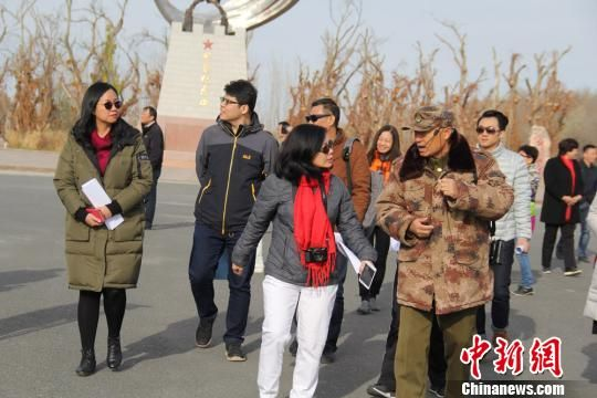 海外华媒人尹灵:愿为新疆兵团对外交流搭建桥梁(图)