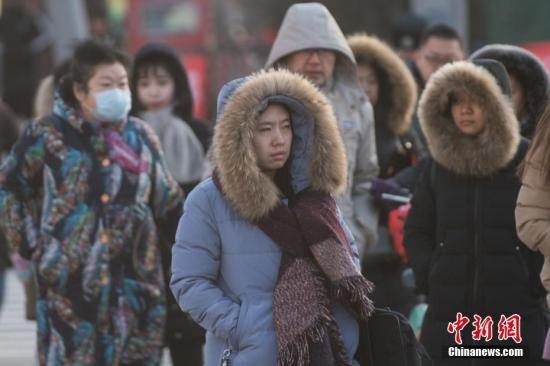 冷空气将影响中国大部地区 新疆北部黑龙江有较强降雪