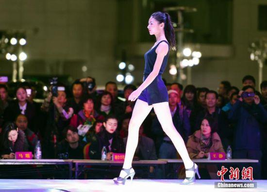 世界旅游小姐大赛新疆赛区开赛