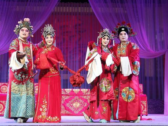 """石河子豫剧团""""庆元宵戏曲周""""文化惠民演出活动三场大戏完美上演"""