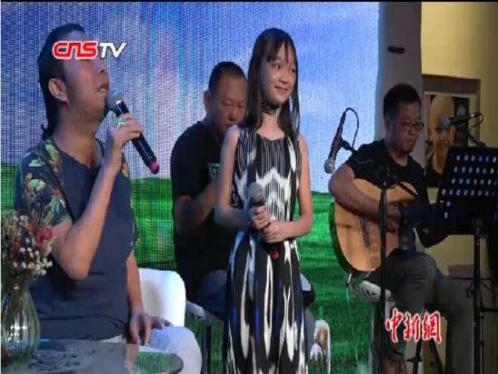金兆钧:新疆音乐需要更多的传播手段