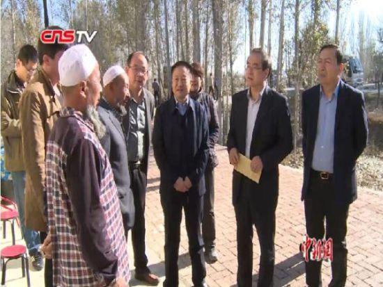 国侨办副主任郭军:以宽广的视野做好新疆侨务工作