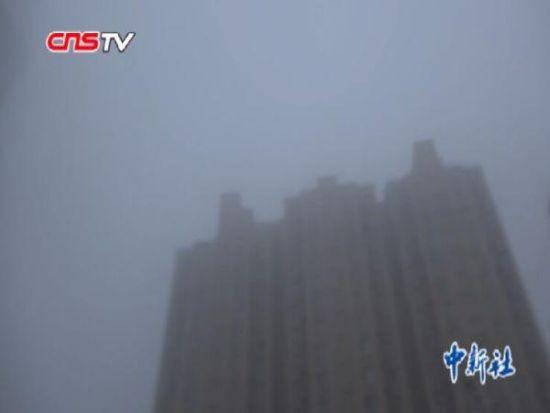 乌鲁木齐进入雾季 12月大雾天已达7天