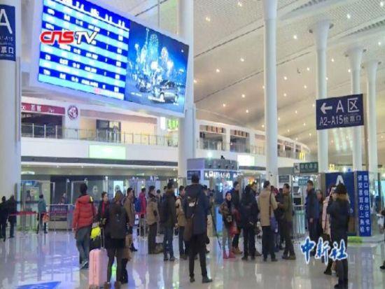 新疆铁路2017年首次调图 满足旅客春运高峰出行