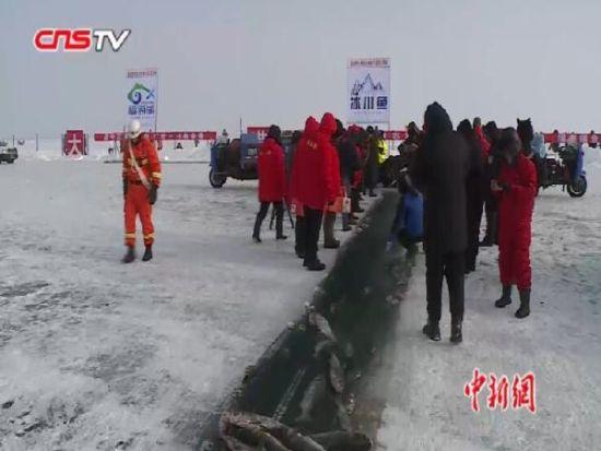新疆野生冷水鱼借电商推销路 日均接400订单