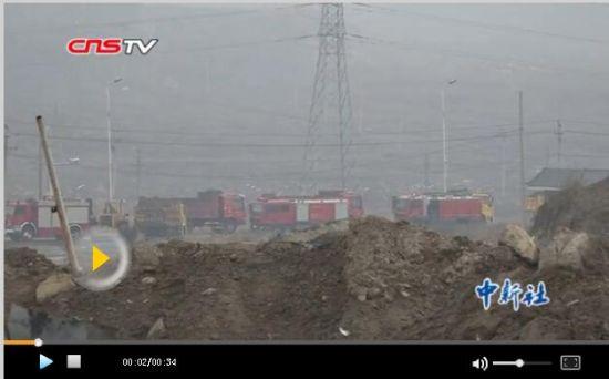 乌鲁木齐一煤矿采空区塌陷致7人被困 已救出3人