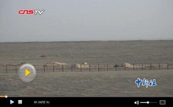 实拍新疆且末14具男女老少干尸家族古墓