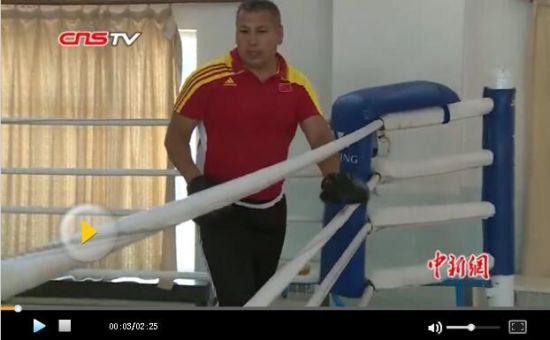 阿不都西库尔,新疆拳击人的初心与荣耀