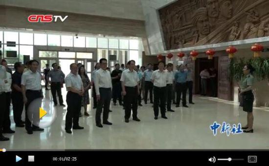 国侨办副主任谭天星调研新疆生产建设兵团侨务工作
