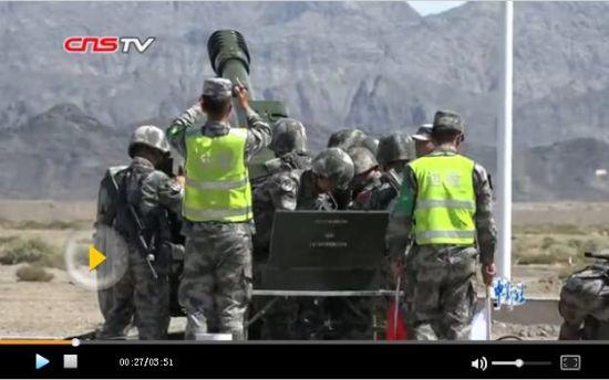 """中俄等五国""""军械能手""""比赛 中国陆军完美表现再次引爆全场"""