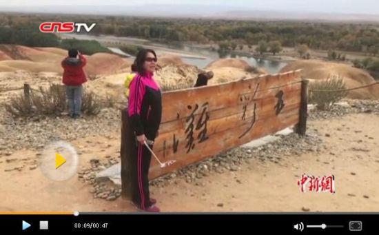 """新疆数十位著名摄影大师赴""""新疆第一滩""""采风"""