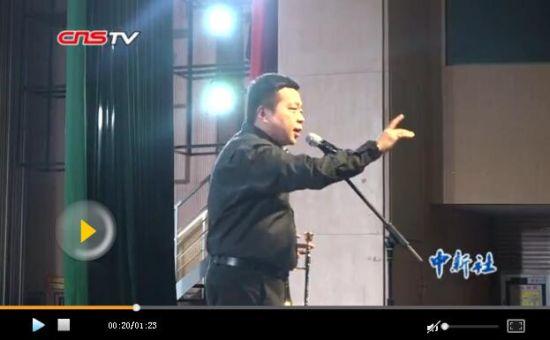 """新疆上演""""互动音乐会"""" 听音乐分辨颜色"""
