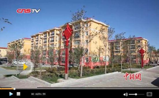 探访新疆巴里坤县富民安居房 告别扫雪架炉子