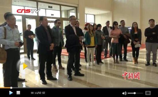 """18家海外华文媒体""""走进新疆兵团""""开启交流活动"""