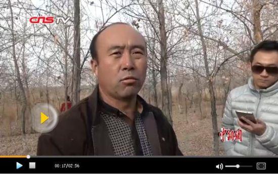 父子护林员为海外华媒讲述坚守故事