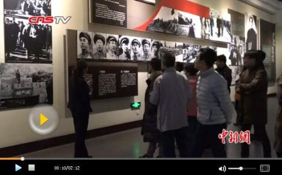 海外华媒高层探访新疆兵团军垦博物馆 感知屯垦戍边辉煌史