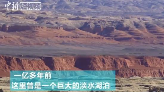 多视角近观风蚀千年的新疆托克逊雅丹地貌