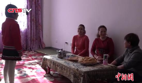 探访乌鲁木齐保障性住房小区:房屋温暖舒适 孩童快乐成长