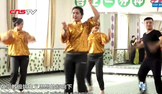 我的生活终于有了色彩:维吾尔族姑娘教培中心重拾舞蹈梦