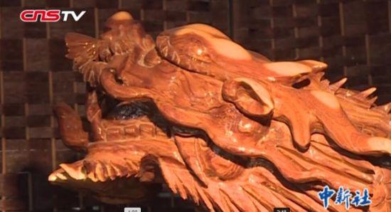 新疆兵团根雕手艺人:钻研根雕技艺 化腐朽为神奇