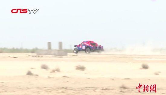 5000公里环塔拉力赛即将开赛 沙漠赛段超一半