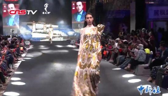 第19届中国职业模特大赛决出新疆赛区冠军