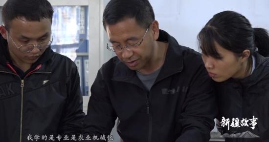 新疆故事:青年学者温浩军致力中国最大优质棉基地绿色发展