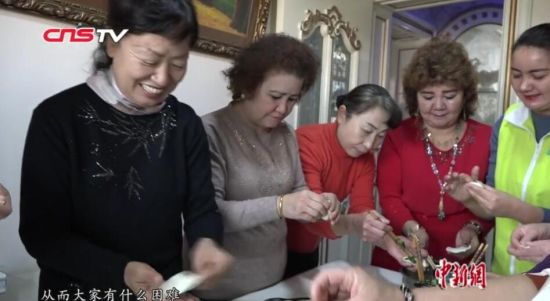 探访新疆喀什东湖社区:处好邻里关系从日常做起