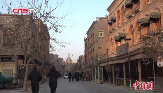 探访新疆喀什古城民宿