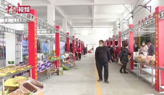 """新疆南部贫困家庭搭乘电商""""东风""""实现脱贫致富"""