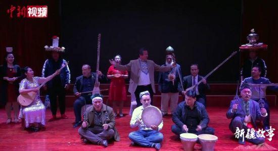 【新疆故事】十二木卡姆传承人:木卡姆艺术像空气一样重要