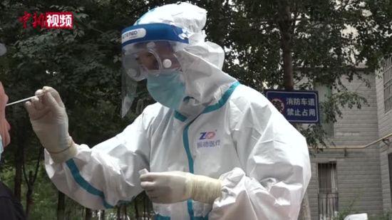 援鄂护士长张丽:回新疆抗疫 一天检测3000人