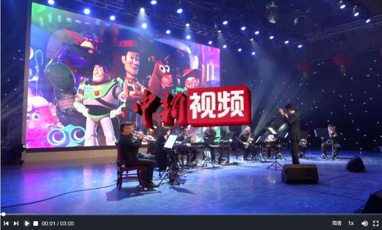 别样音乐课走进新疆喀什 边城少年体验管乐之美