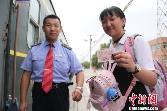 新疆喀什至陕西宝鸡开通丝路游列车