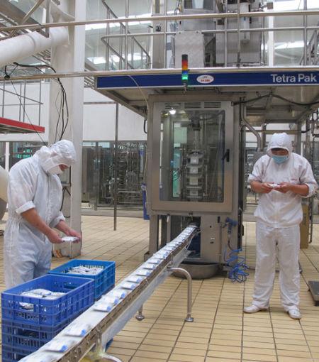 石河子花园乳业有限公司头10个月创销售收入3亿元