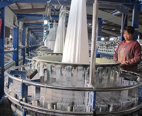 第八师一四三团华星编织袋厂头10个月创销售收入2080万元