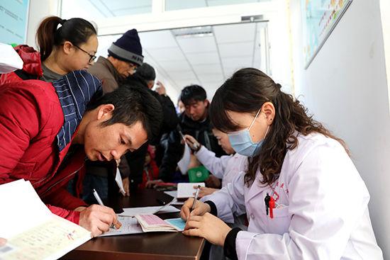 一八七团130名儿童将接受脊灰疫苗强化免疫