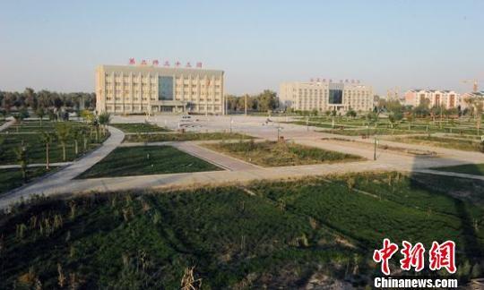 新疆兵团城镇建设提升民众生活品质(图)