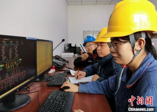 格庫電氣化鐵路(青海段)供電工程