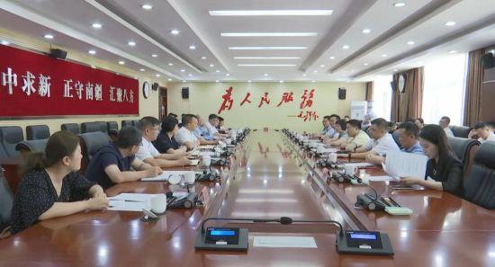 浙江——兵团一师共青团援疆项目签约授牌仪式举行